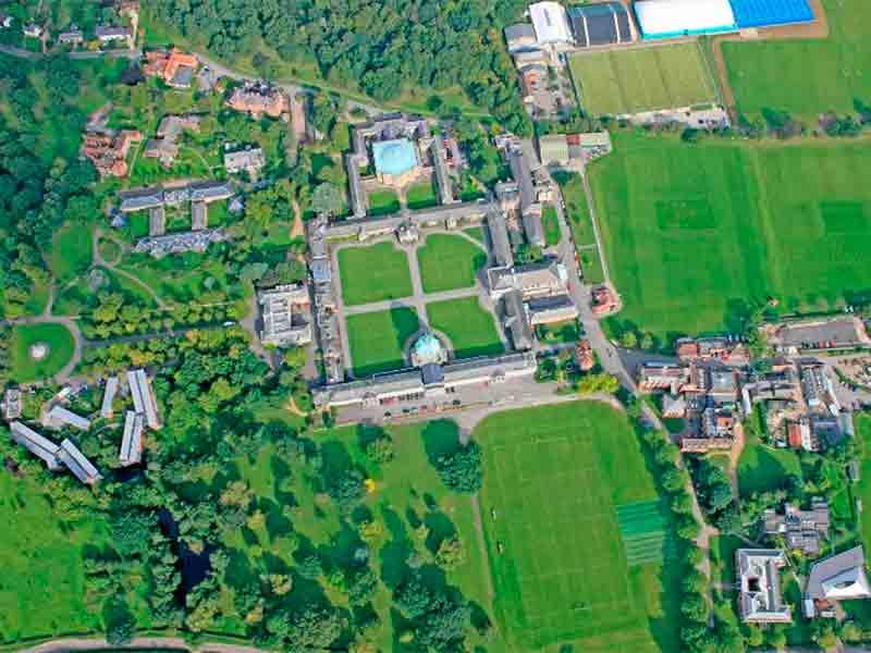 haileybury-school-map