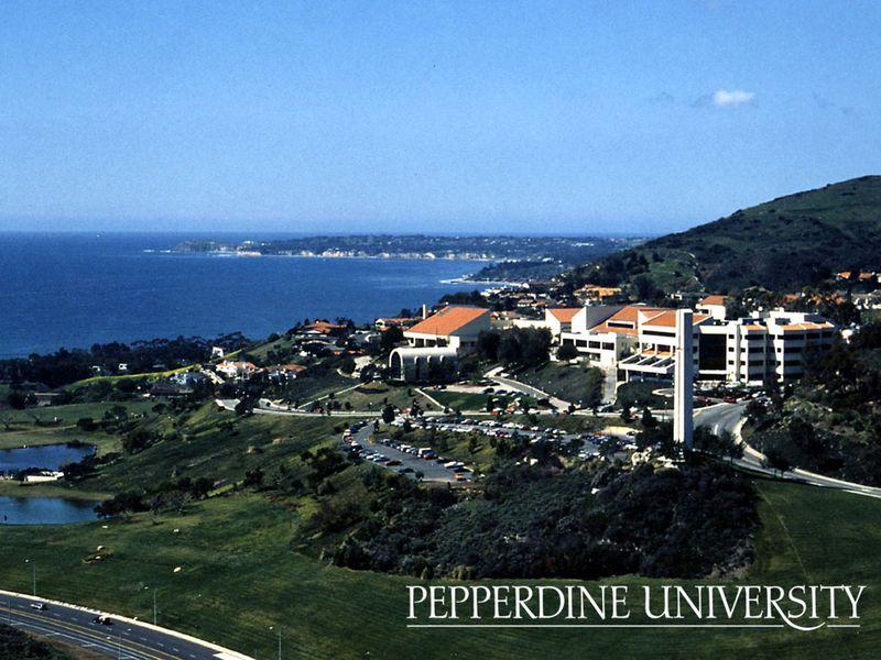 Университет Пеппердин,<br/>Малибу, США