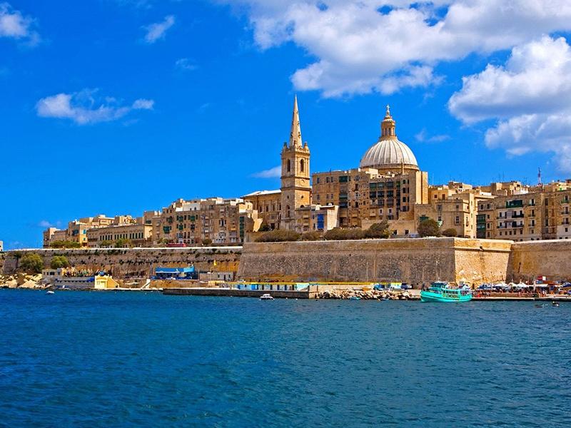 Отдых с обучением на Мальте (г. ВАЛЕТТА)